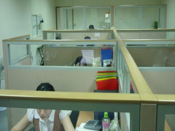塑膠射出廠現況1-行政辦公室