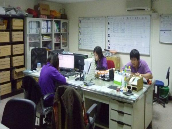 塑膠射出廠現況-2廠務部