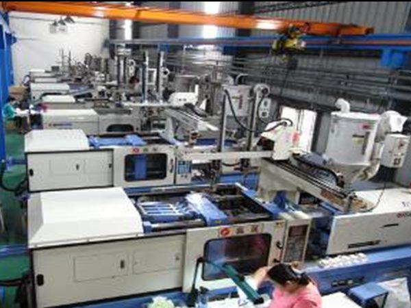 塑膠射出廠現況-4