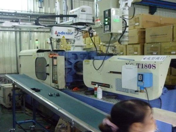 塑膠射出廠現況-7