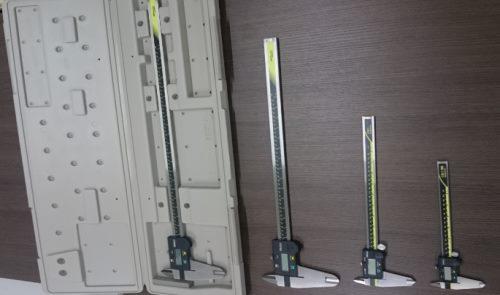 量測工具:電子卡尺200~600mm